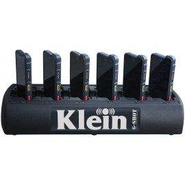 Klein Electronics 6-unit Multi Bay charger for XP8